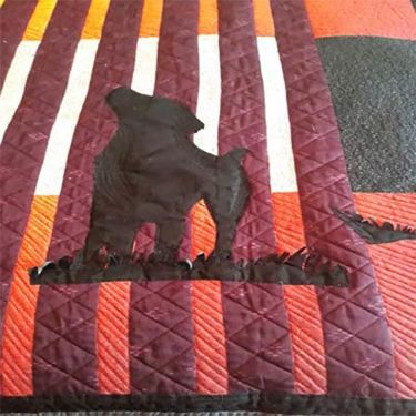 American Brittany Rescue 2019 Quilt